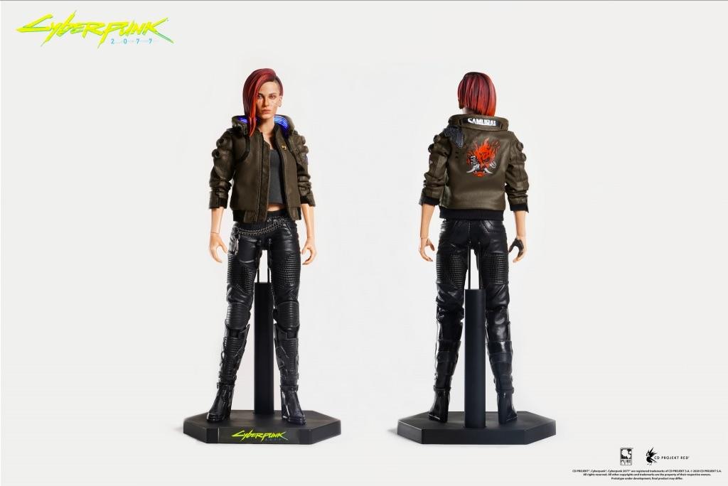 Фигурка Cyberpunk 2077 V Female (женщина) #1