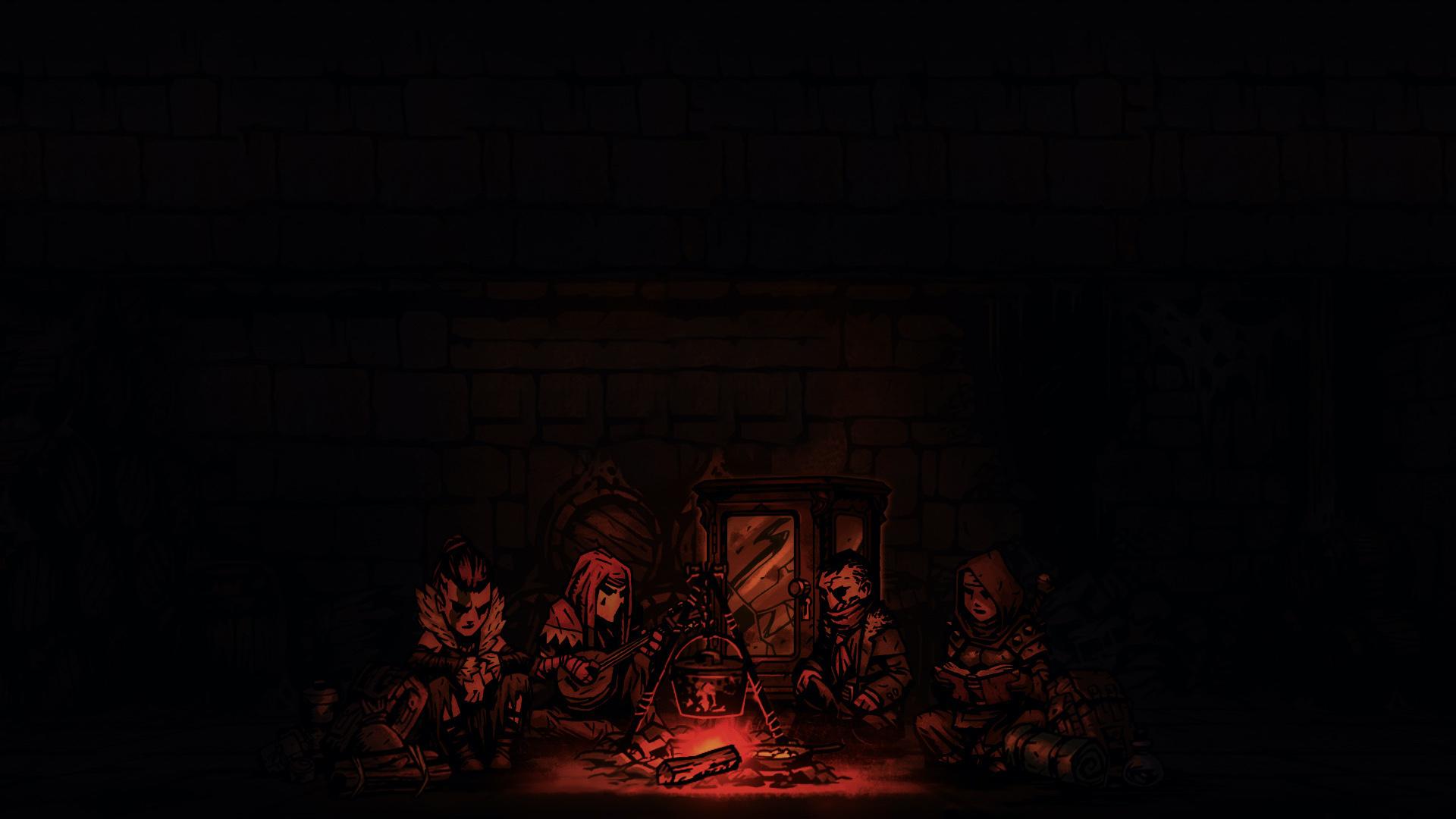 Игры, похожие на Darkest Dungeon на ПК и консолях