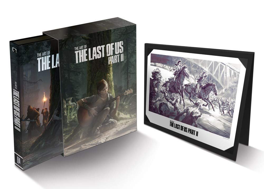 The Art of the Last of Us 2 (мир игры) Deluxe Edition