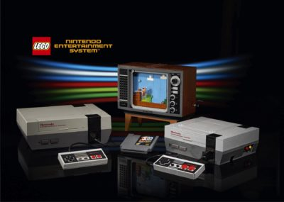 LEGO Nintendo Entertainment System (LEGO NES)