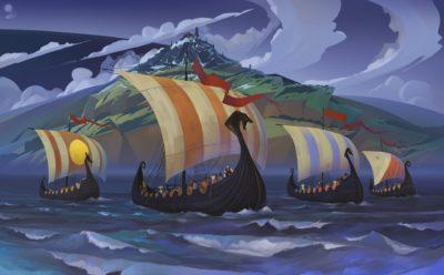 Игры, похожие на Баннер Сага (The Banner Saga) на ПК и консолях
