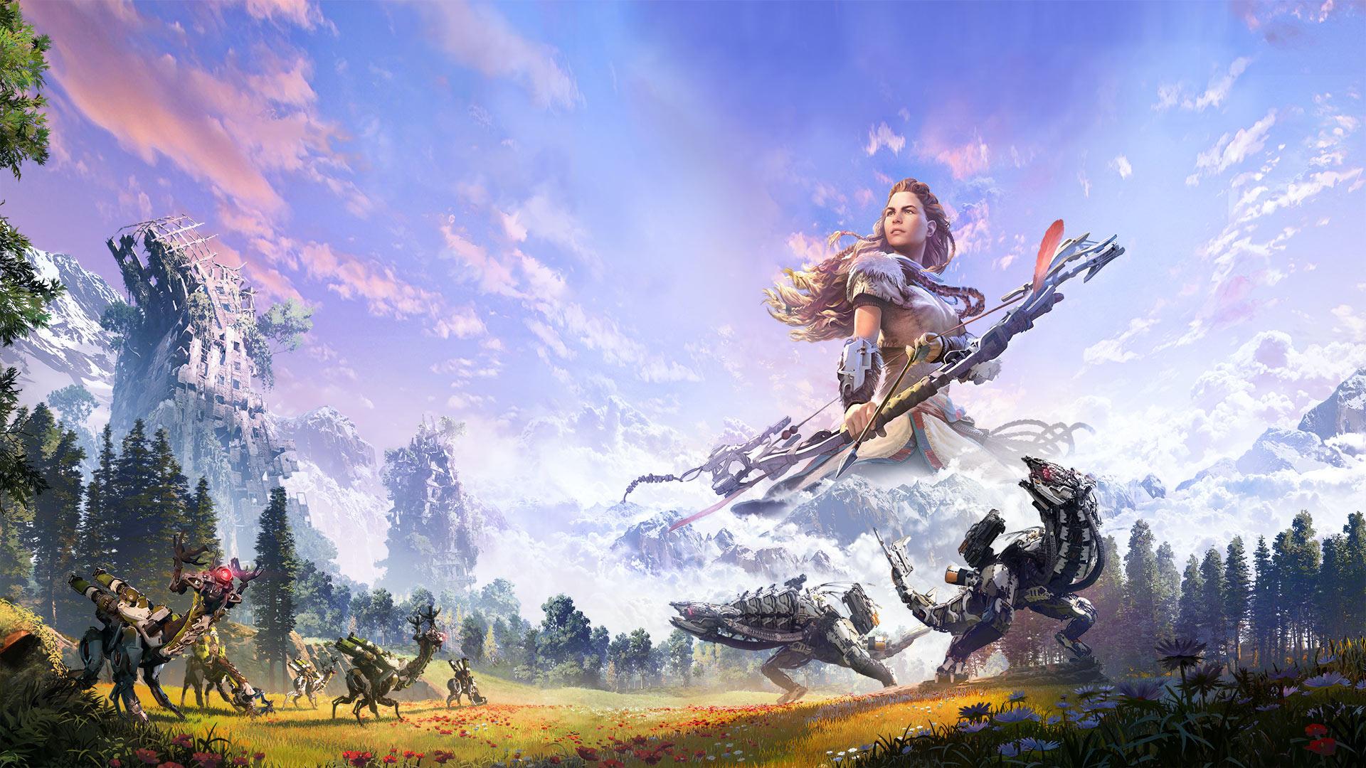 Игры, похожие на Horizon Zero Dawn/Forbidden West