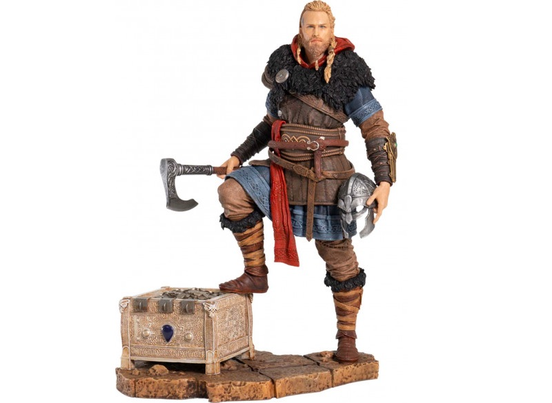 Assassins Creed Valhalla Eivor Male Figurine #2