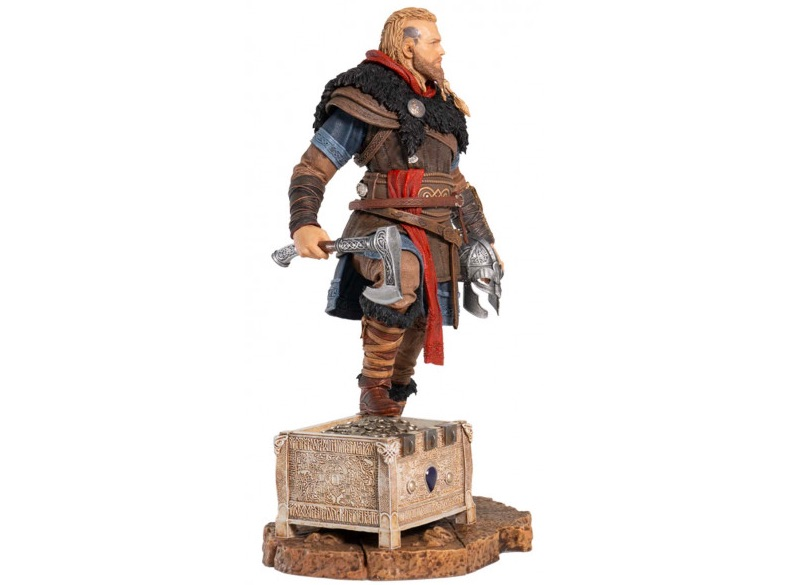 Assassins Creed Valhalla Eivor Male Figurine #3