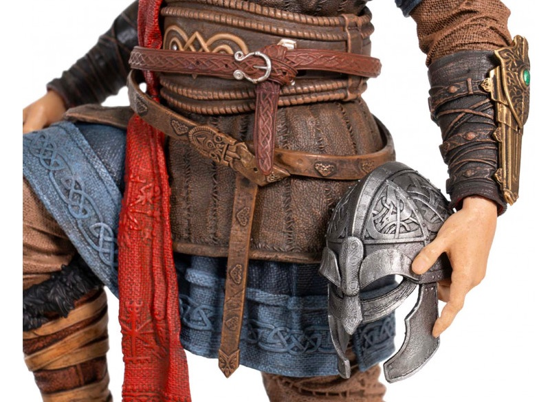 Assassins Creed Valhalla Eivor Male Figurine #6
