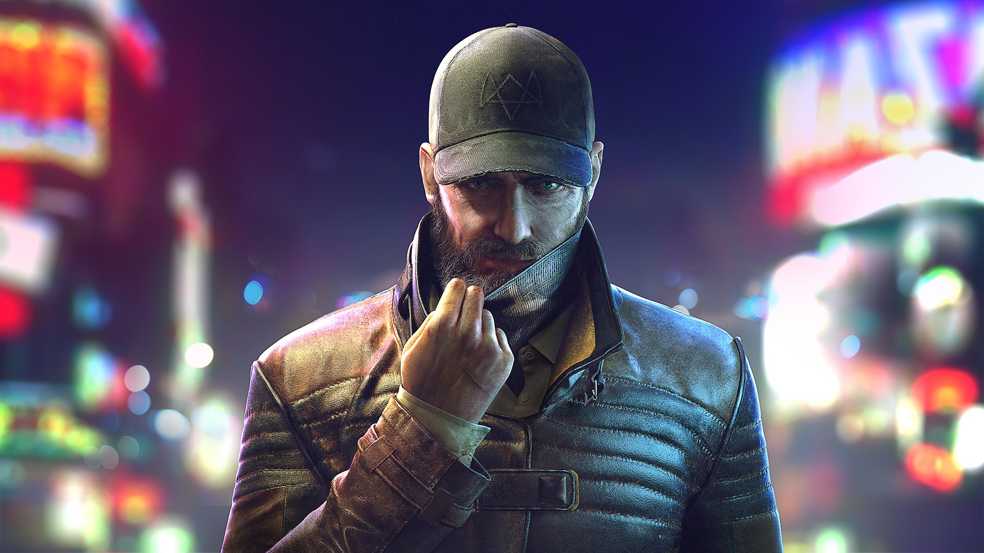 Watch Dogs Legion - Эйден Пирс