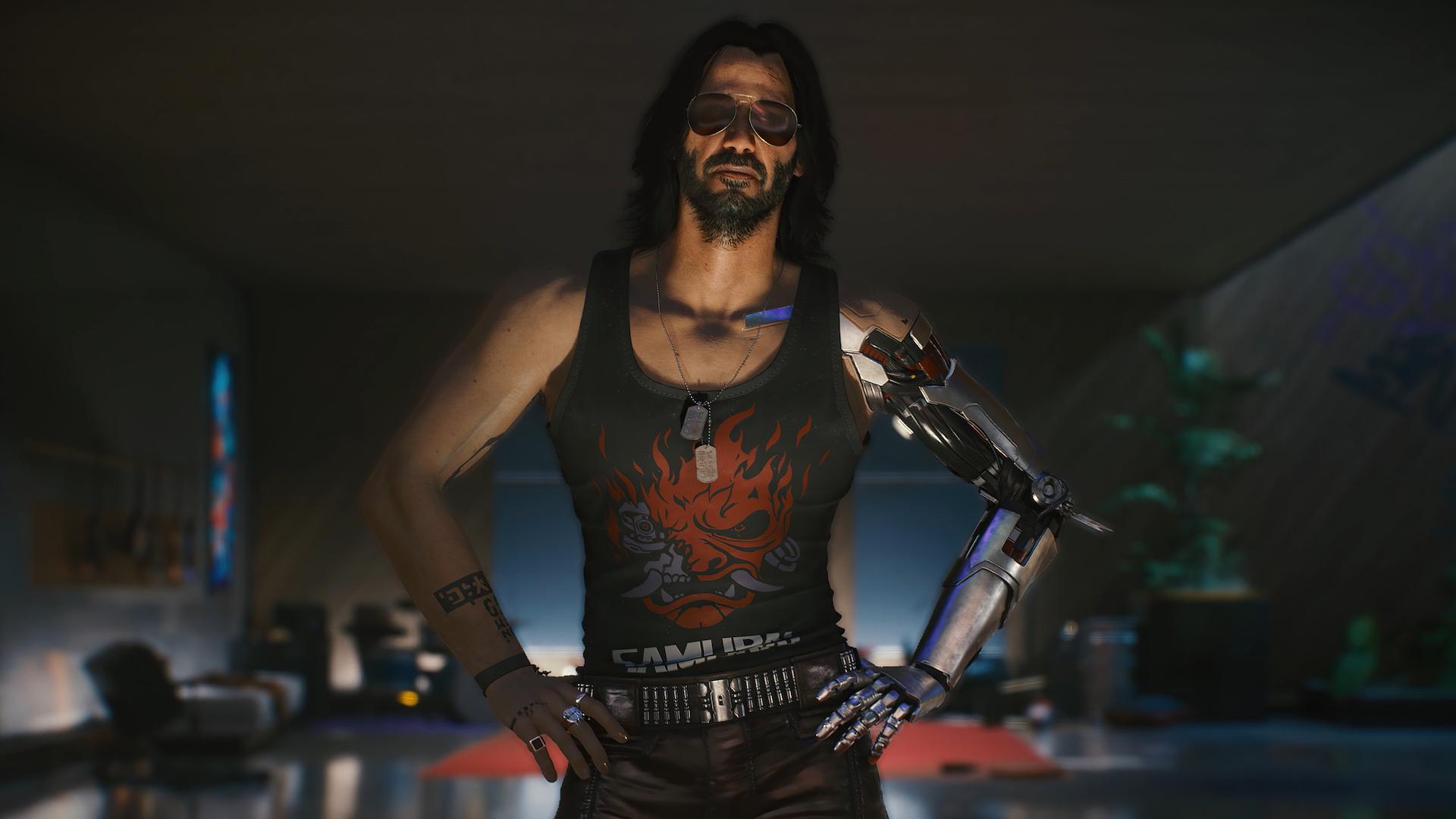 Cyberpunk 2077 - мнение об игре