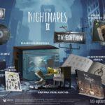 Коллекционное издание Little Nightmares 2 ТВ-издание