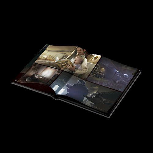 Артбук Resident Evil Village Collector's Edition