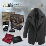 Коллекционное издание Resident Evil Village с пальто Криса Редфилда